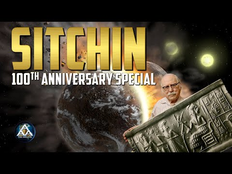 Zecharia Sitchin 100th Special from YouTube · Duration:  26 minutes 15 seconds