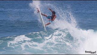 Move of the Week / Seth Moniz at Off The Wall - Freesurf Magazine