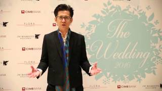 Video The Wedding 2016: Interview with the Founder, Andrew Tan download MP3, 3GP, MP4, WEBM, AVI, FLV Juni 2018