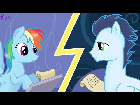 The Letters That Drew Them Together MLPFIM FanFic