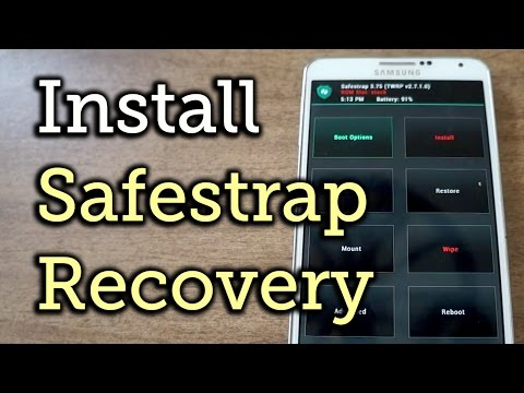 Install a Custom Recovery on Your Bootloader-Locked Samsung