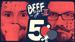 Beef Jr. #05 - Rockstar Table Tennis | Staffel 2