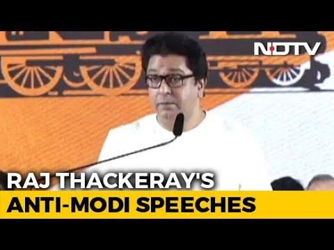 At Maharashtra Rally, Raj Thackeray 'Fact-Checks' PM Modi's Statement