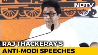 At Maharashtra Rally, Raj Thackeray 'Fact-Checks' PM Modi's Statement