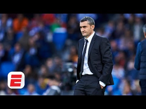 Barcelona should move on from Ernesto Valverde right now - Shaka Hislop | La Liga