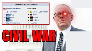 Michael Caputo Warns Americans of ARMED INSURRECTION After Election, 2ND CIVIL WAR is Coming