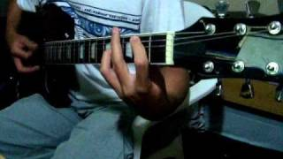 nx zero  VICIO (cover guitarra)