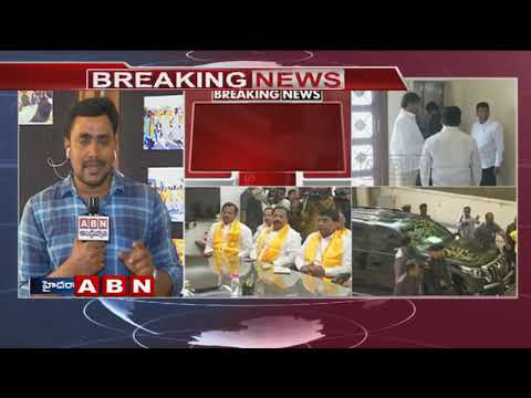 CM Chandrababu Naidu Meeting with TTDP Leaders continues | ABN Telugu