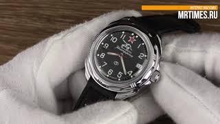 Восток Командирские 211306 Танк. Обзор механических часов от MrTimes.ru