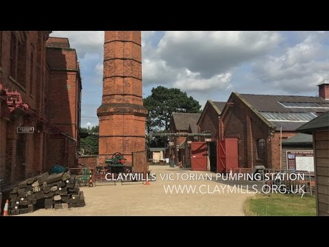 Claymills Victorian Pumping Station Visit The National Forest England UK Swadlincote TIC