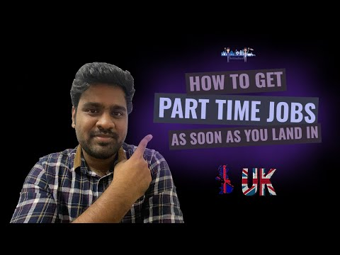 Part Time Jobs In UK | Types Of Part Time Jobs | How To Find Part Time Jobs | Part Time Job Salary