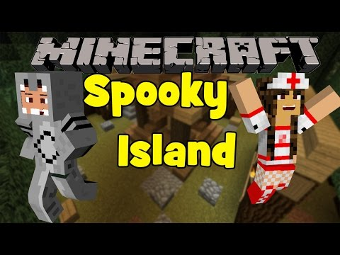 Spooky Island Halloween Map Minecraft