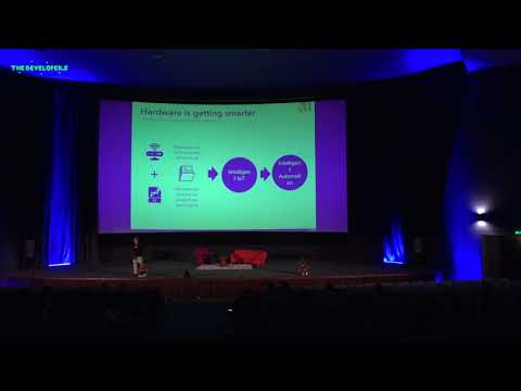 The use of AI in IoT/IIoT applications - Danny Goh