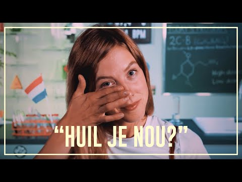 Nellie trips on 2C-B | Drugslab