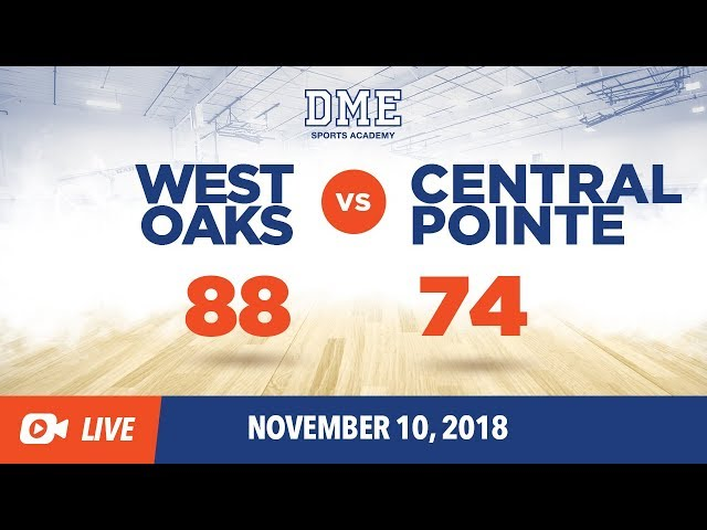 West Oaks vs. Central Pointe