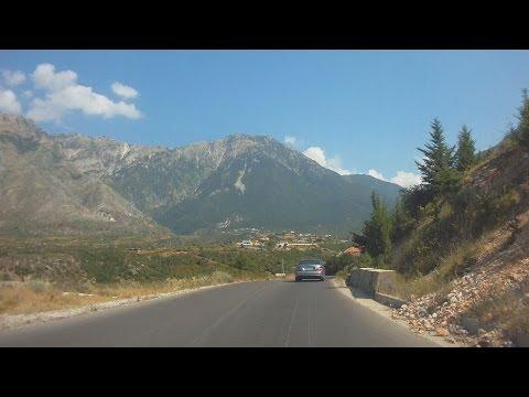 Albania / SH8 Vlorë - Sarandë