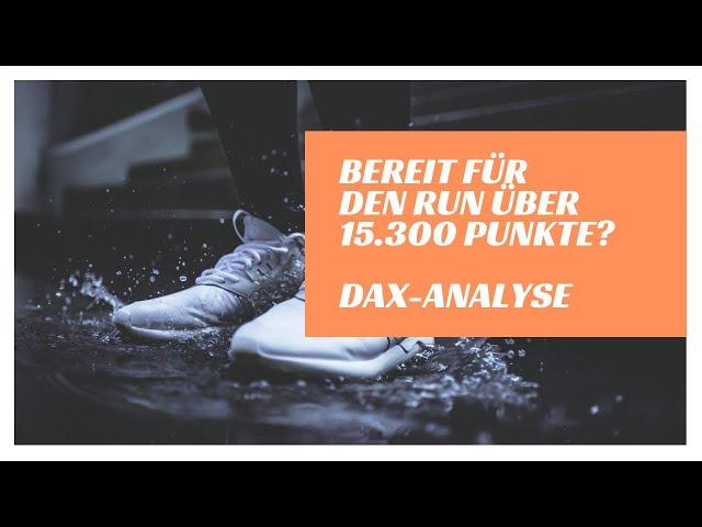 DAX-Morgenanalyse für Donnerstag den 14.10.2021 nach dem Anlaufen der Range-Kante und Quartalszahlen