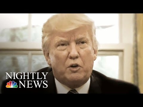 Pres. Donald Trump Finally Admits He Did Not Record James Comey Conversations | NBC Nightly News