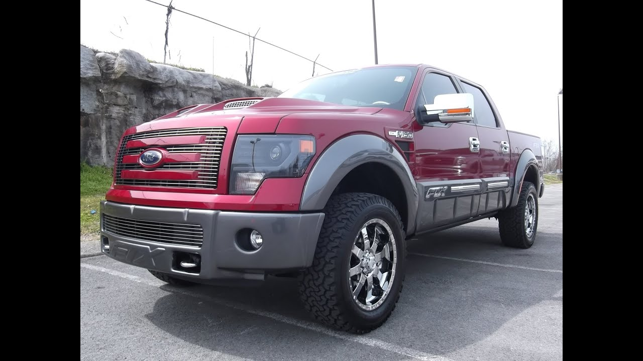 tuscany ford 2013 ftx 4x4 supercrew fx4 5 0 ruby red metallic at ford of murfreesboro 888