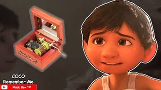Coco - Remember Me (Recuerdame) Music Box