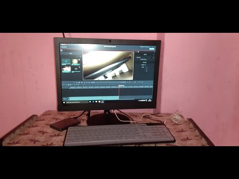 New lenovo AIO 330 computer Unboximg & review only on tech with shourya