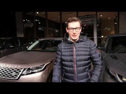 Первый взгляд на Range Rover Velar // АвтоВести Online