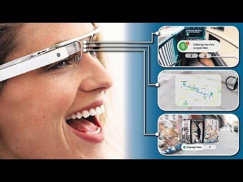 17d6f0bc3 ما ستشعر به عند ارتداء نظارات جوجل الذكية (Google Glass) - YouTube