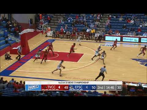 2018 NJCAA DI Men's Basketball Championship Highlights - Day Two