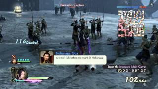 Samurai Warriors 4 - Legend of the Oda Ep 1 - Battle of Okehazama