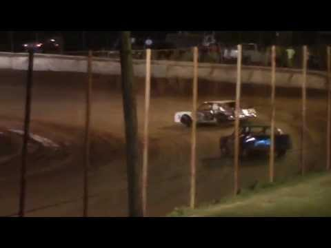 Hartwell Speedway Stock Eight Cylinders Feature Race 6/6/15