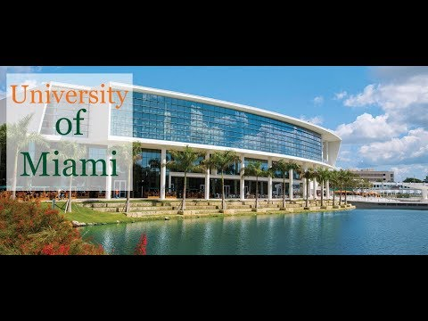 Exploring University of Miami