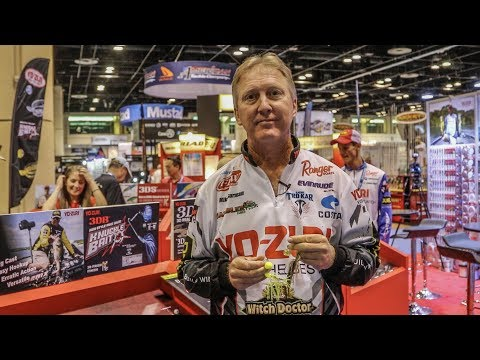 2017 ICAST | Yo-Zuri | Mike Surman & Brandon Cobb