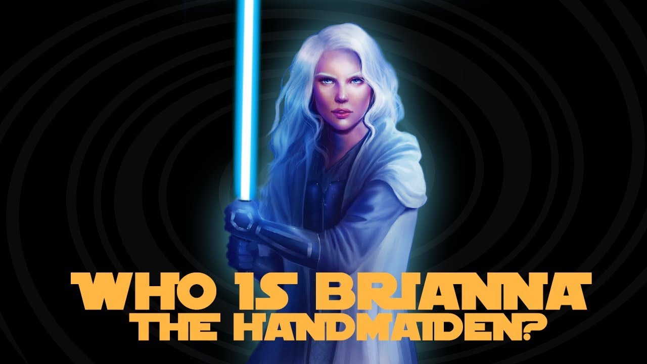 Download Who is Brianna the Handmaiden? - Star Wars Characters Explained!!