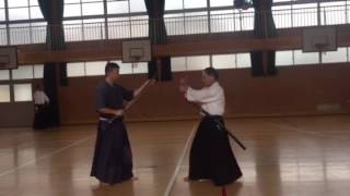 剣術 柳生新影流兵法