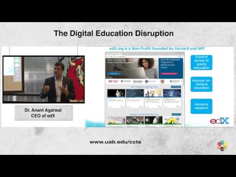 edX - The Digital Education Disruption