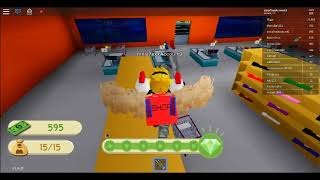 ROBLOX Robbery sim how to earn cash fast!