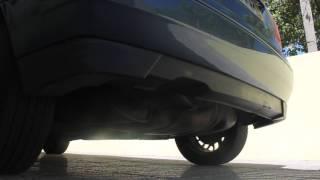 golf 3 td normal exhaust sound