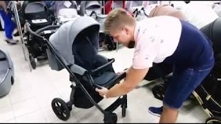 Видеообзор детской коляски Roan Coss. Новинка 2019 года!
