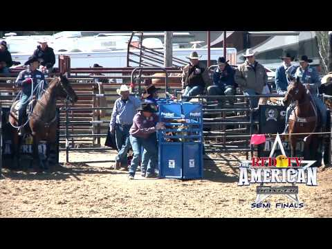The Final Spin RFD-TV's The American Team Roping Semi Finals Slack 2015