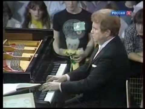 Emil Gilels - Grieg - Piano Concerto in A minor, Op 16