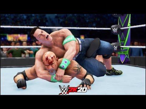 GOLDBERG VS JOHN CENA IRON MAN MATCH ! WWE 2K20 CENA VS GOLDBERG 2020