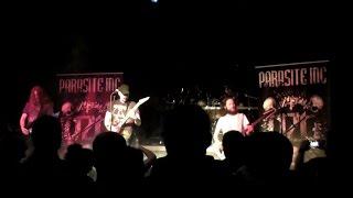 PARASITE INC  Delirium fest 13, Châlons-en-Champagne (FR), 18 avril 2015
