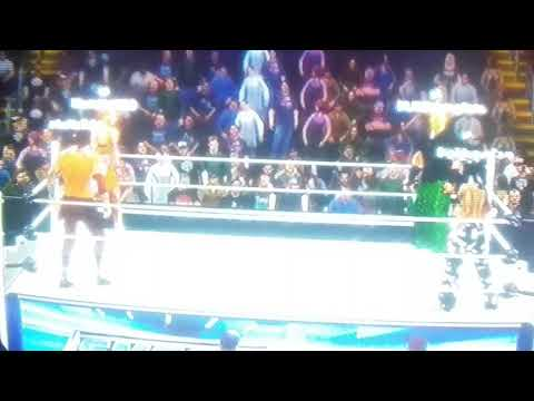 WWE 17 Hacked Battle Royal MarioKid500 MLH BlazingPain z LuNaTiC o Ranked Over the Ropes Competition