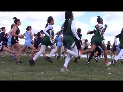IHSA Regional XC  Girls 2018 - Riverside Brookfield