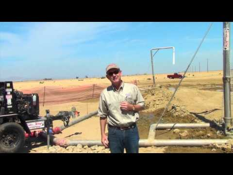 Water Solutions for Solar Energy Sites in Kern County, Ca