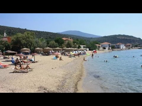 Skala Sotiros Beach Thassos , Greece