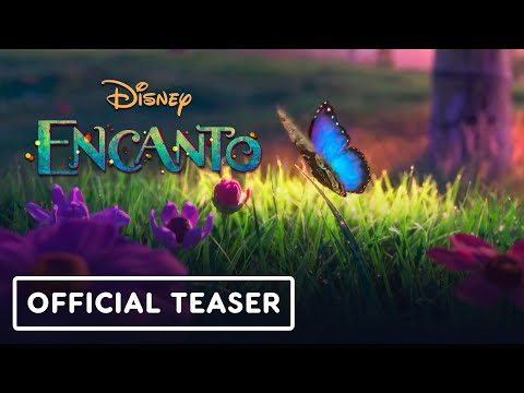 Disney's Encanto: Official First Look Trailer (2021)