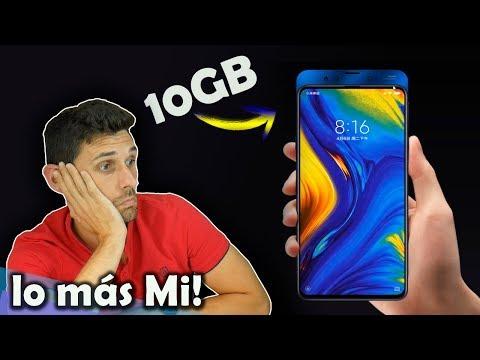 Xiaomi Mi MIX 3, lo más BESTIA de la marca con 10GB RAM y un precio BRUTAL!