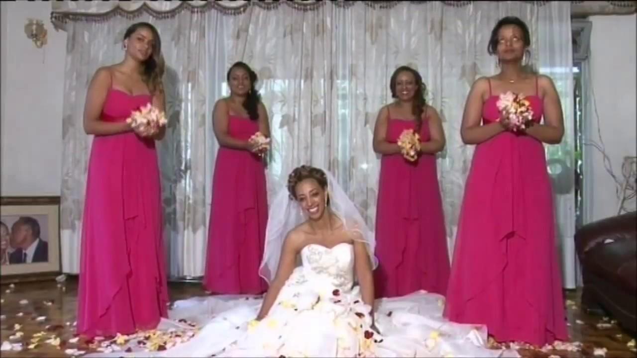 Amleset Muchie Wedding Www Topsimages Com