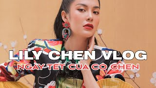 Gambar cover [LILY CHEN Vlog - 01]  - Ngày tết của Cô Chen - Cùng Lily Chen đón xuân bên cạnh Gia Đình.